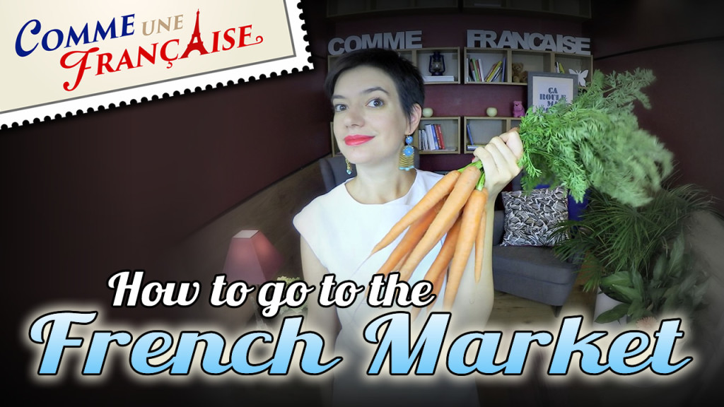 How to go to the market in France